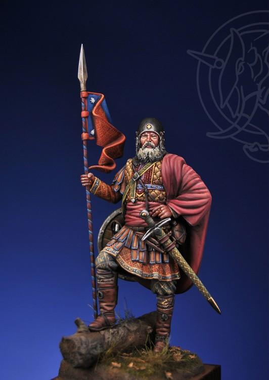 RM75-21 Novogrodian Mounted Sotnik – Russia 1363-1386