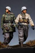 Waffen SS Grenadiers