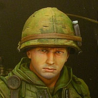 Young Miniatures: USMC, Vietnam Hue 1968, 1/10