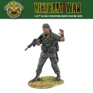 Sergeant standing