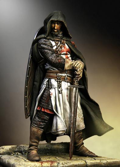 Sierżant Templariuszy XIII wiek