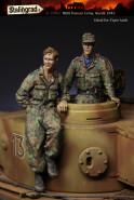 Tank crew set