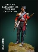 Officier Battalion Co