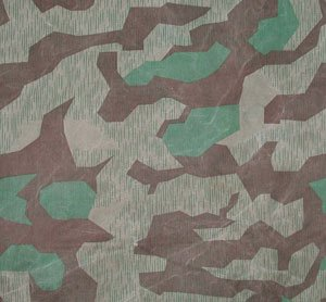 Malowanie kamuflażu Splinter