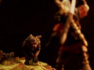 Wiedźmin i wilk