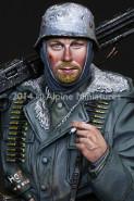 Waffen SS MG 42 Gunner