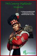 79th Cameron Highlander
