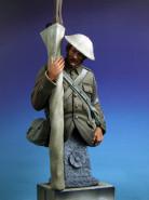 Seaforth Highlander Stretcher Bearer