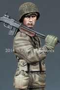 US BAR Gunner