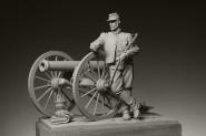 Washington Artilleryman