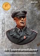 German SS-Untersturmfuhrer