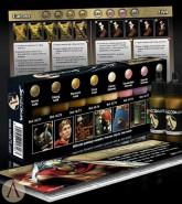 Gold Metallic Set