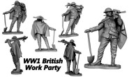 WW I British Work Party