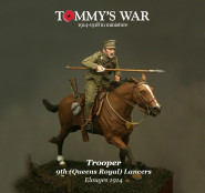 Trooper, 9th (Queens Royal) Lancers
