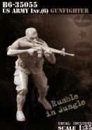 US Army Infantry (6) Gunfighter