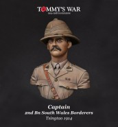 Captain, South Wales Borderers