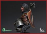 Mace on Knight