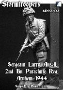 Sergeant Larry Ansell