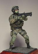 Officer of FSB Spetsnaz