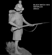 Black Watch, 1815
