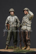 WW2 US Infantry