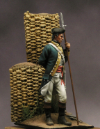 Continental Army Officer