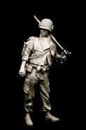 US M60 Gunner