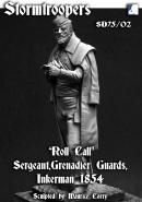 Roll Call, Sergeant
