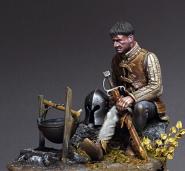 European infantryman