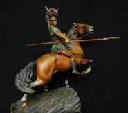 Mounted Samnite Warrior
