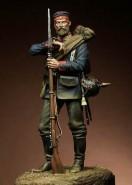 Prussian Infantryman 1870