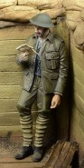 WWI British Infantryman