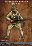 Red Army Rifleman