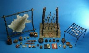 Woodlan Indians Accessory set