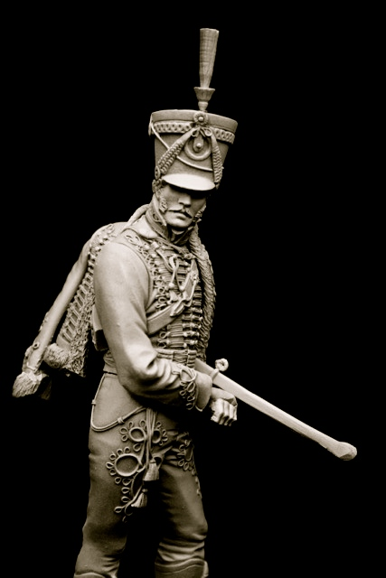 Officer of the 10th Hussars