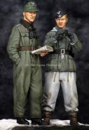 SS Panzer Crew