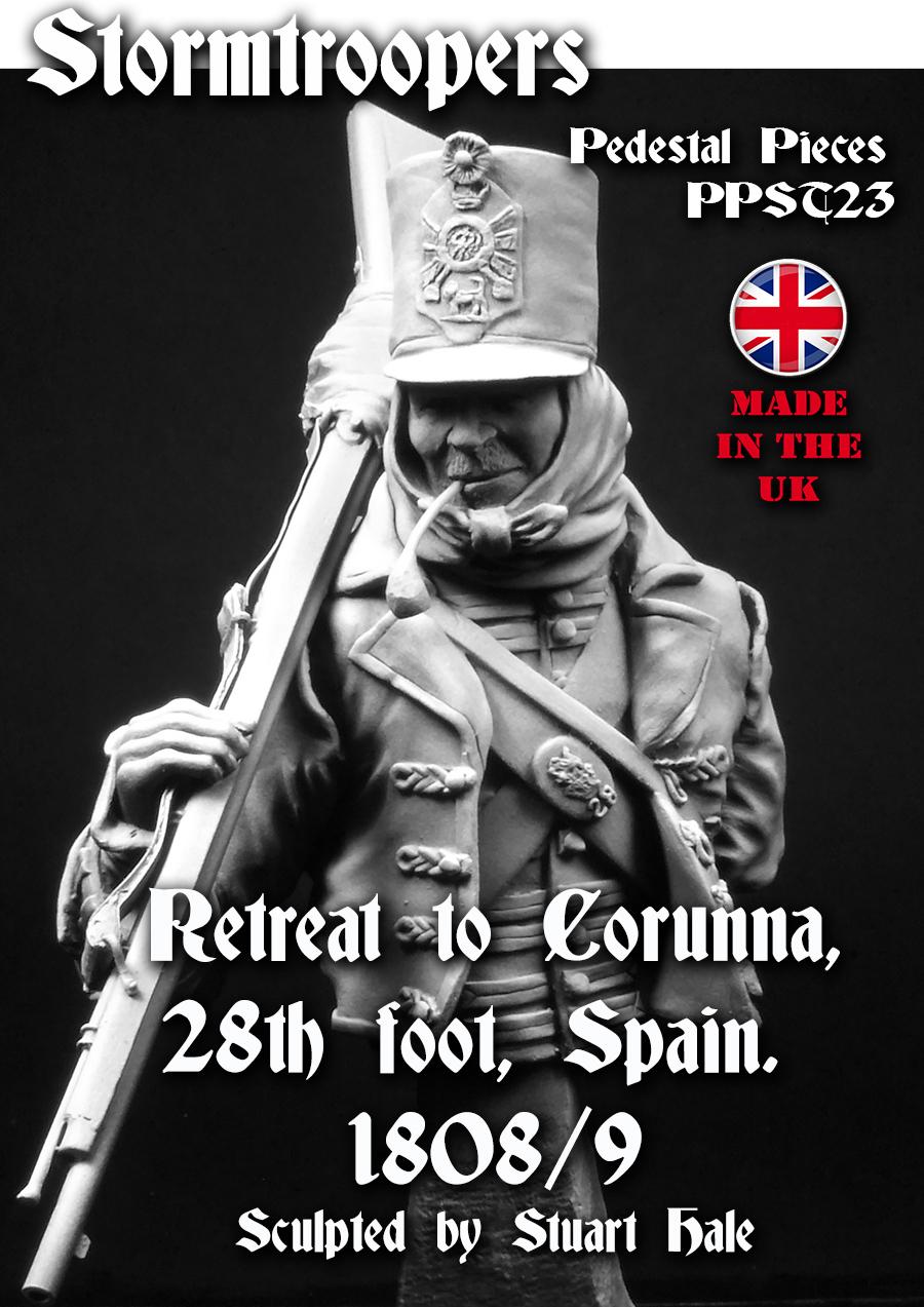 Retreat to Corunna