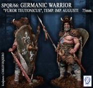 Germanic Warrior