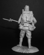 Japanese infantryman