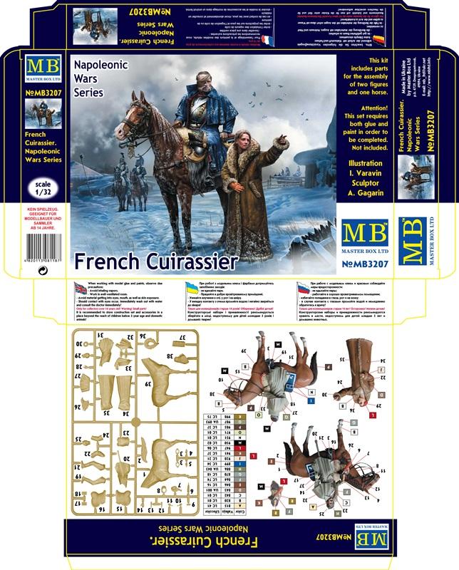 French Cuirassier