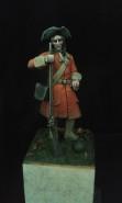 Malborough Era Infantryman