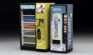 Vending Machine & Dumpster Set