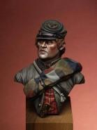 CSA Infantryman - 1863