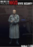 NKVD Major
