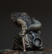 Medieval beggar