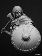 Germanic Franck Warrior
