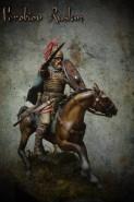 Mounted Germanic Warrior