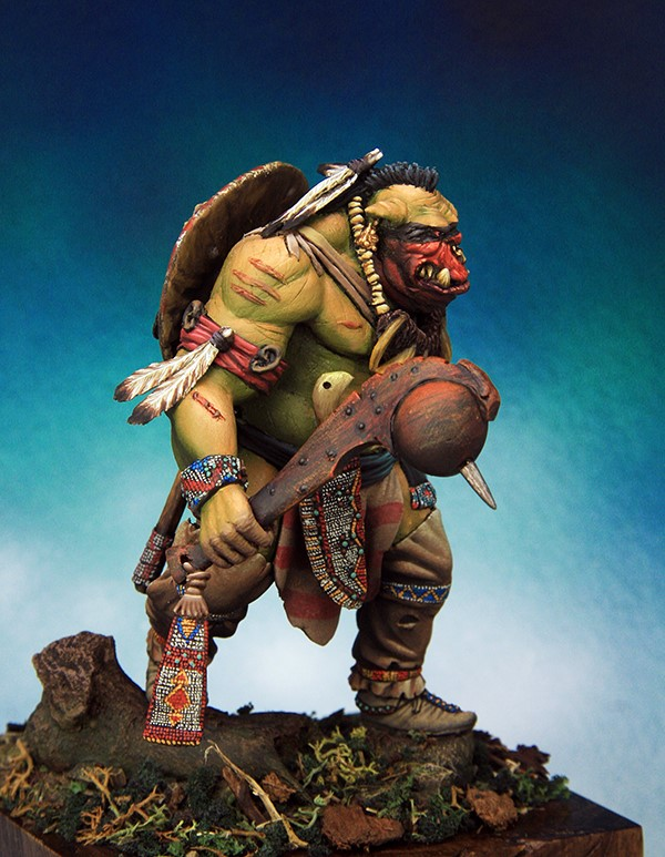 Orc Iroquois