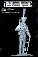 Officer 1st French Hussars