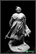 The Acient Shu Warriors